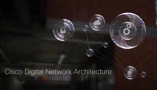SDN 진영에 가한 시스코의 두 번째 역습…'디지털네트워크아키텍처(DNA)'