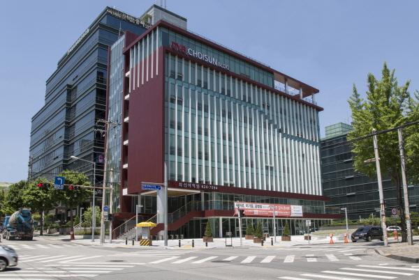 DYB최선빌딩 건물