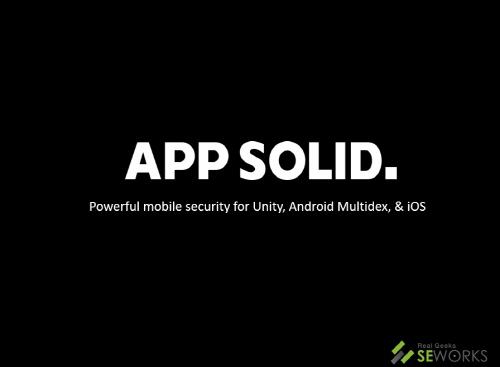 에스이웍스 '앱솔리드'의 대변신…유니티·멀티덱스·iOS 앱 보안 지원