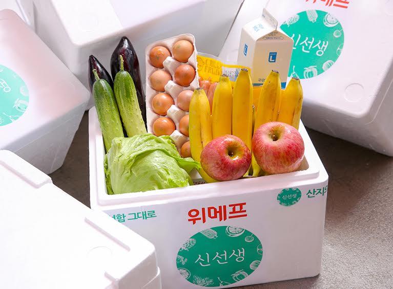 대형마트vs소셜커머스 2차 대전 예고, 이번엔 '신선식품'이다