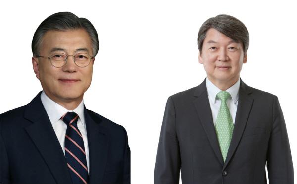문재인·안철수 유력 대선후보 '사이버보안' 정책 공약은?