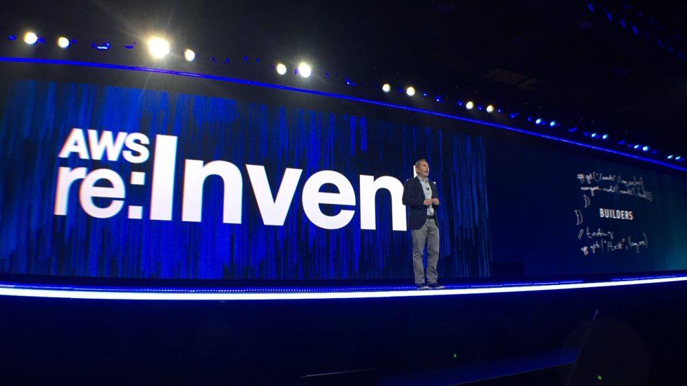 AWS re:invent 2017, 한눈에 살펴보기