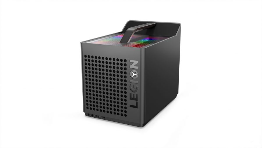 게이밍 PC는 왜 다 시뻘건 색일까, 레노버 게이밍 PC 브랜드 리전 공개