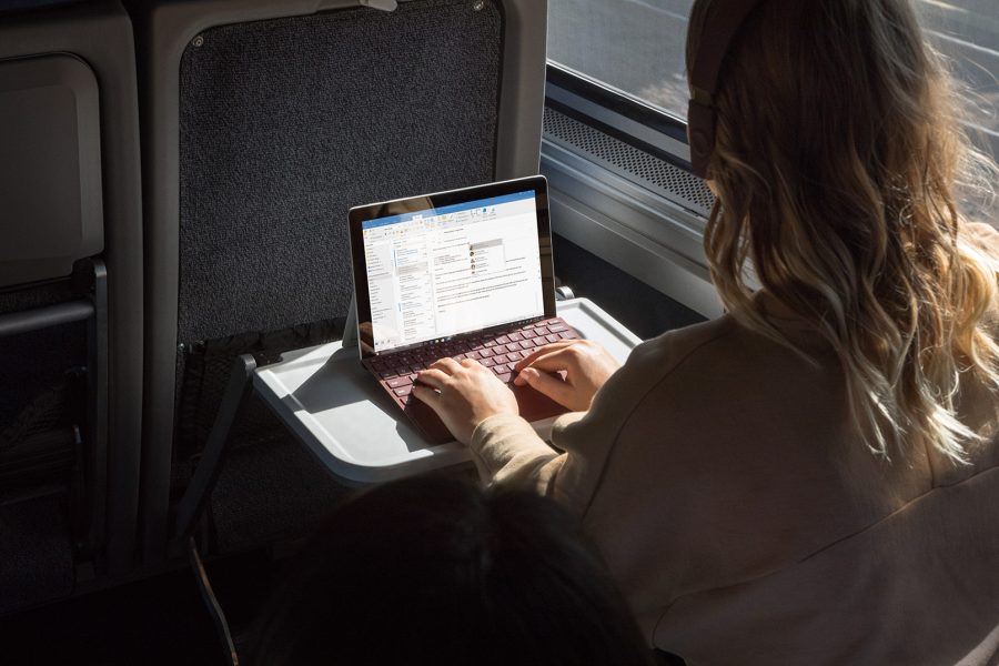 MS, 가끔 노트북 성능 내는 서피스 고 8월 한국 출시