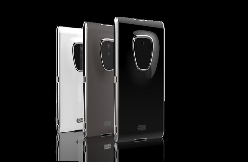 블록체인 시대, 블록체인 기반 스마트폰 핀니