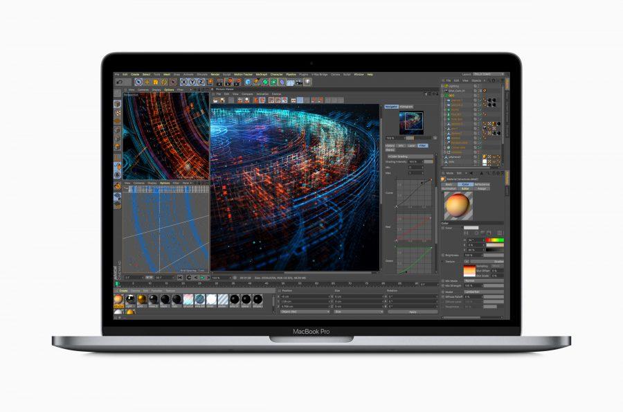 뉴 맥북 프로에 탑재된 T2 프로세서는 무슨 역할을 할까