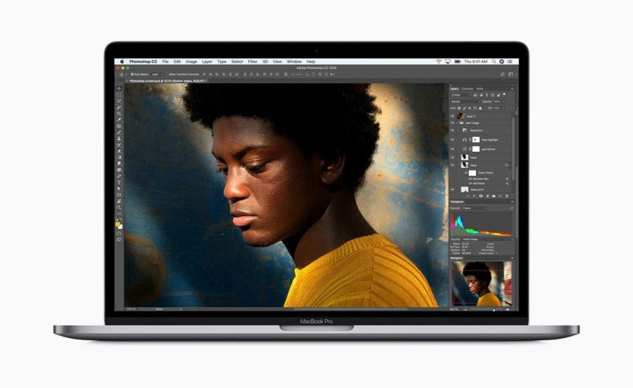 뉴 맥북 프로 2018 발표, 32GB 램 지원, 6코어 CPU, 트루톤 디스플레이 탑재