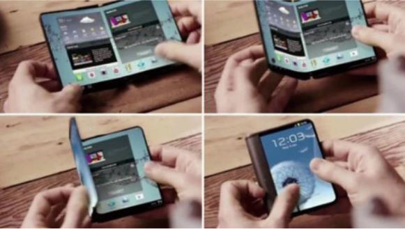 [주간 트렌드 리포트] '접는 스마트폰 화면' '빅스비', 삼성전자 개발자 컨퍼런스로 생태계 공략