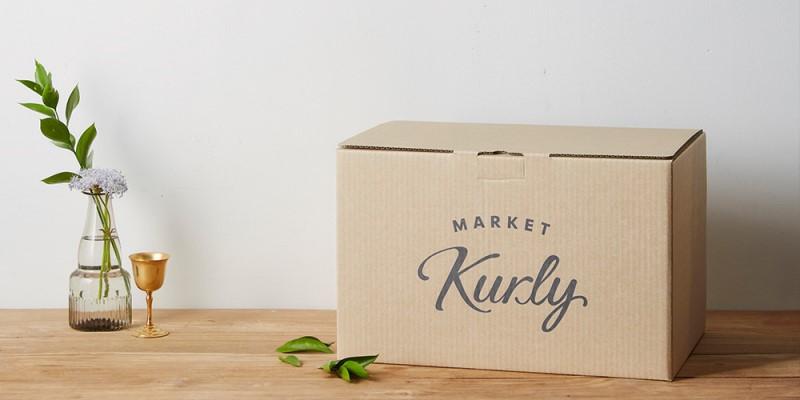 마켓컬리의 종이포장이 '단가'와 '신선'을 만드는 방법