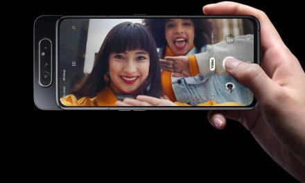 밀레니얼의 갤럭시 S10, 로테이팅 카메라 폰 갤럭시 A80 공개