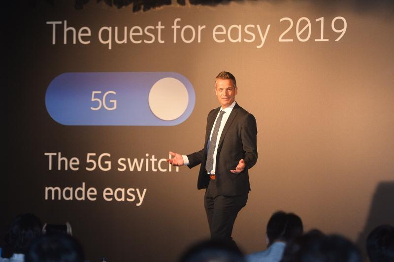 """'삼성. 세계 5G 장비 시장 1위' 결과에 에릭슨엘지 """"아직은 초기, SA 도입 때 기술경쟁력으로 판가름"""""""