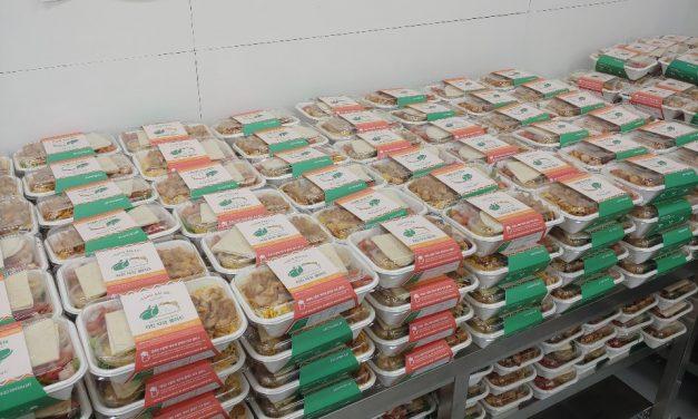 [바스리] 온라인 샐러드 판매에 숨은 공급망