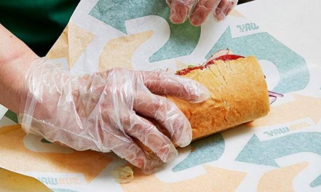 써브웨이에서 샌드위치 케이터링 주문해본 썰