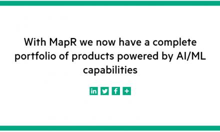 HPE, 빅데이터 분석 기업 '맵알' 인수
