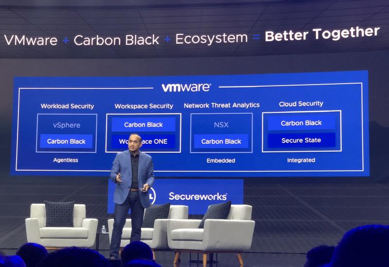 카본블랙 인수하는 VM웨어의 보안 전략은