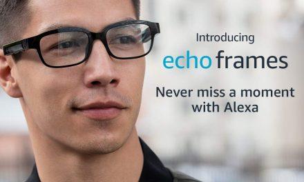 아마존, AR 기능 없는 음성인식 안경과 반지, 블루투스 이어폰 발표