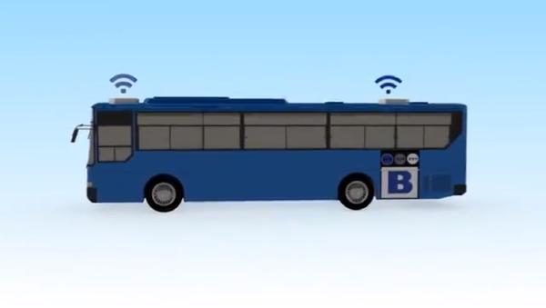 기가급 버스 공공와이파이 상용화되나…ETRI, 2.4Gbps 속도 시연