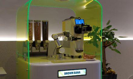 로봇이 만드는 친환경 바나나 아이스크림, 왜?