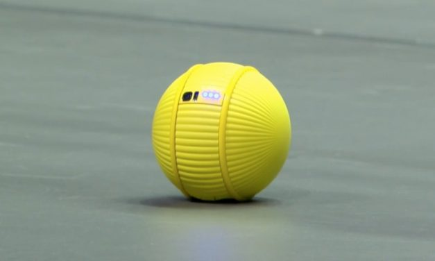 [CES 2020] 삼성전자가 CES에서 굴려올린 작은 공 '볼리'