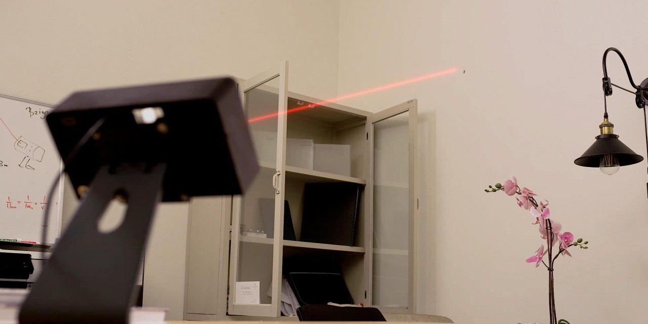 한국 도입이 시급한 모기 레이저
