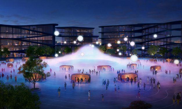 [CES2020] 토요타가 2021년 꿈꾸는 미래 도시