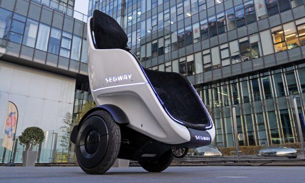 [CES2020] 변속기어 없이 훌쩍 다가온 미래의 휠체어