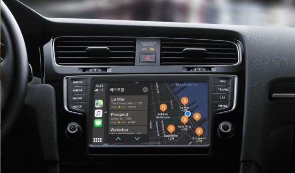 미래에는 아이폰으로 차량을 잠금해제할 가능성이 있다