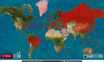 전염병 게임이 중국 앱스토어에서 거부됐다