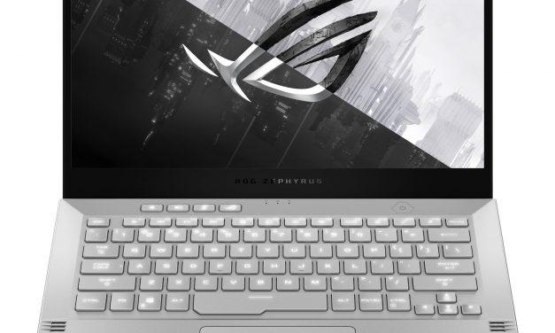 에이수스, AMD 라이젠 모바일 프로세서 탑재 게이밍 랩톱 4종 공개