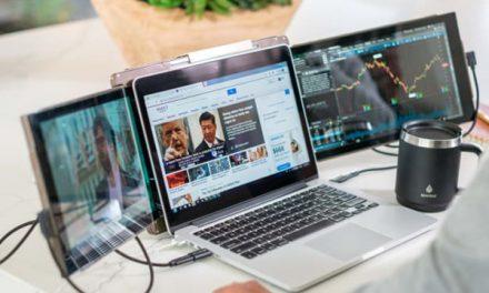 집콕 시대를 위한 노트북용 휴대용 모니터 제품 추천