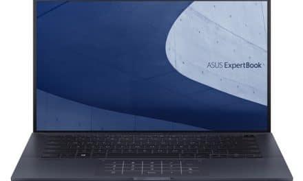 그램보다 가벼운 노트북 등장, 에이수스 ExpertBook B9
