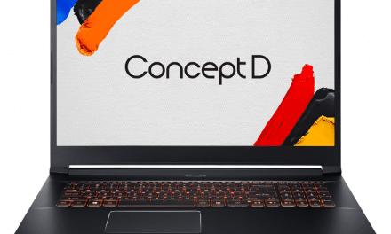 온갖 크리에이터사양으로 무장한 에이서 컨셉D 5 프로 랩톱 출시