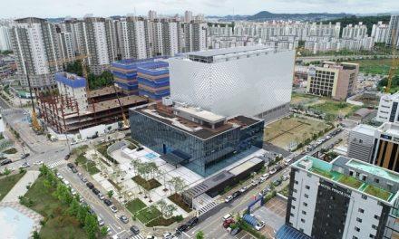 KB금융그룹이 통합IT센터를 김포에 지은 이유는?