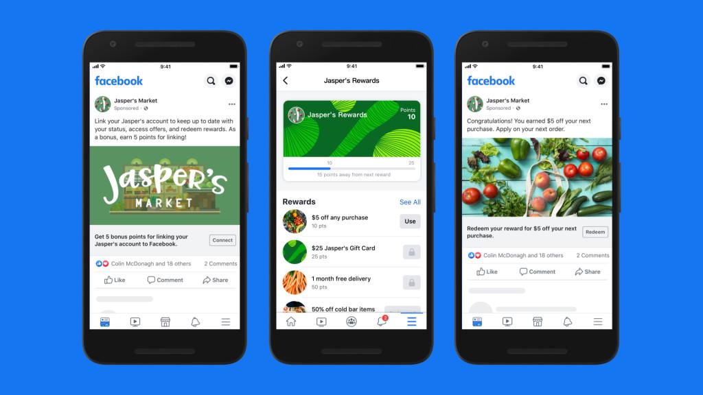 페이스북과 인스타그램에 '온라인 장터' 열린다