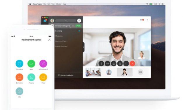기업 업무환경의 '뉴노멀', 영상 협업 플랫폼 대명사 '시스코 웹엑스'