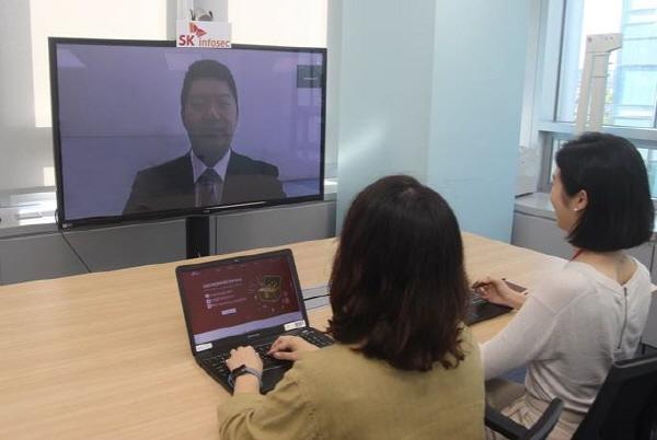 SK인포섹, 사이버보안 분야 장애인 일자리 만든다