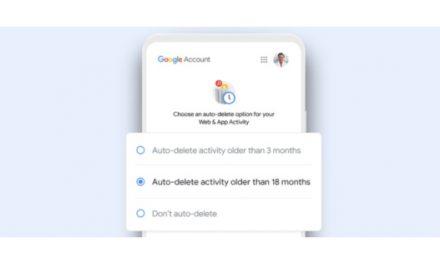 구글 사용 기록과 개인 정보를 자동 삭제하는 방법