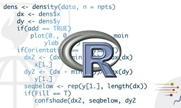 데이터 분석 언어 R, 인기 급상승 이유는?