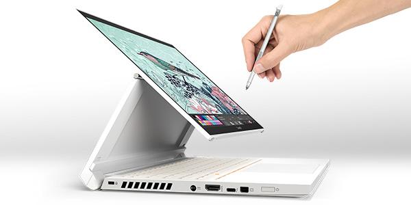 요가북 대안이 될 드로잉 노트북 컨셉D 3 이젤