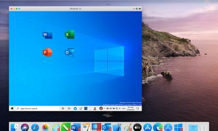 패러렐즈 데스크톱 16, 맥 OS 빅 서 지원