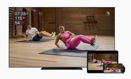 애플은 운동 패러다임을 바꾸려고 한다