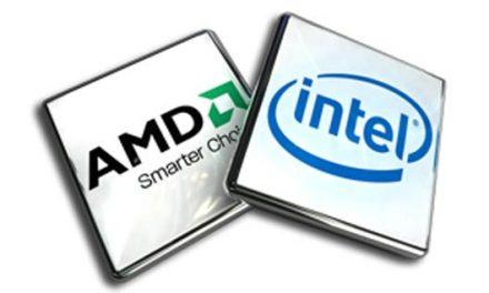 [By 주간 리포트] '인텔 VS AMD, 경쟁 50년사'
