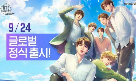 방탄소년단 소셜 게임, 'BTS 유니버스 스토리' 출시