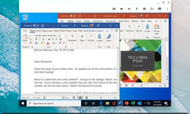 이제 크롬북에서 윈도우를 사용할 수 있다