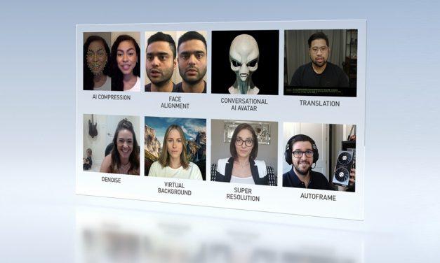 GTC 2020 키노트 총정리 – 엔비디아의 AI 폭격