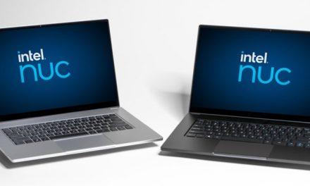 인텔이 직접 설계한 노트북, NUC M15 랩톱 키트