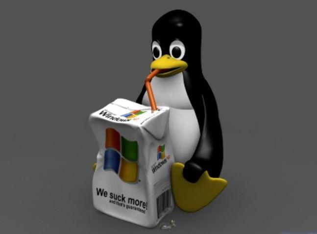 리눅스가 은행 서버를 점령하기까지