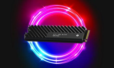 한계까지의 속도를 구현하는 WD의 게이밍용 SSD WD_블랙