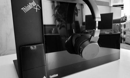 [리뷰] 노트북 반대파의 선택은 휴대용 모니터, 씽크비전 M14t