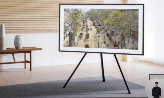 삼성 2021 TV는 NEO QLED와 마이크로 LED TV